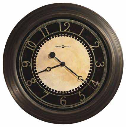 Howard Miller Chadwick 625-462 Large Wall Clock
