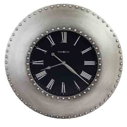 Howard Miller Bokaro 625-610 Gallery Wall Clock