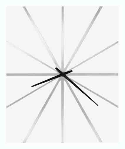 Howard Miller Zander 625-616 Large Wall Clock