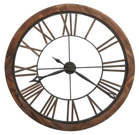 Howard Miller Thatcher 625-623 Large Wall Clock
