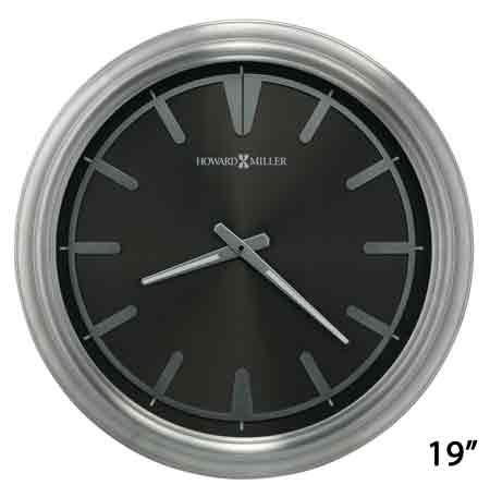 Howard Miller Chronos 625-691 Watch Dial IV Wall Clock