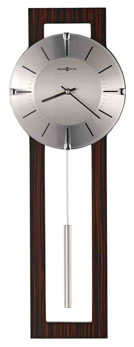 Howard Miller Mela 625-694 Contemporary Wall Clock