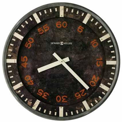 Howard Miller Old School 625-721 Gallery Wall Clock