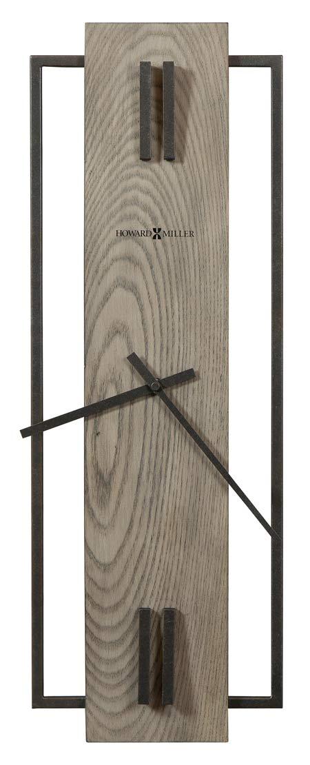 Howard Miller Harwood I 625-740 Wall Clock