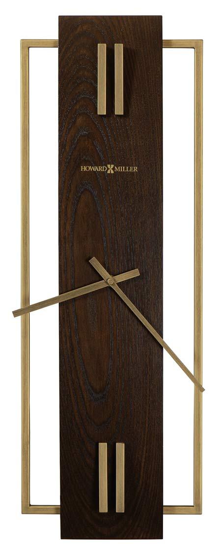 Howard Miller Harwood II 625-741 Wall Clock