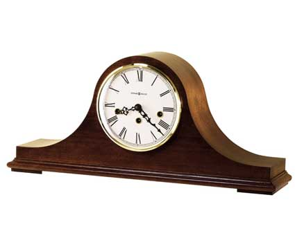 Howard Miller Mason 630-161 Keywound Mantel Clock