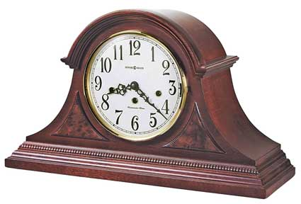 Howard Miller Carson 630-216 Keywound Mantel Clock