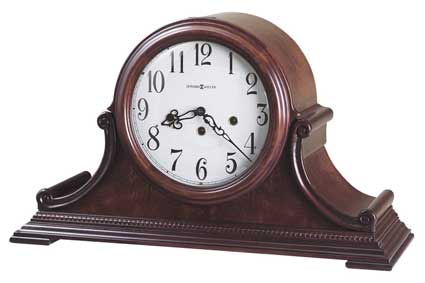Howard Miller Palmer 630-220 Keywound Mantel Clock