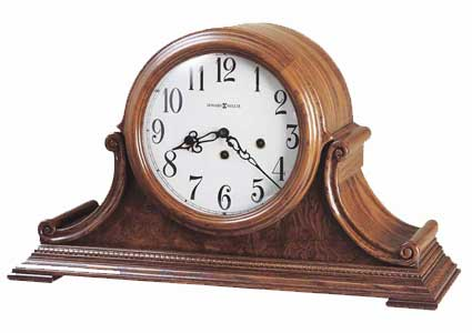 Howard Miller Hadley 630-222 Keywound Mantel Clock