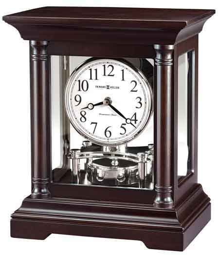Howard Miller Cassidy 635-198 Chiming Mantle Clock