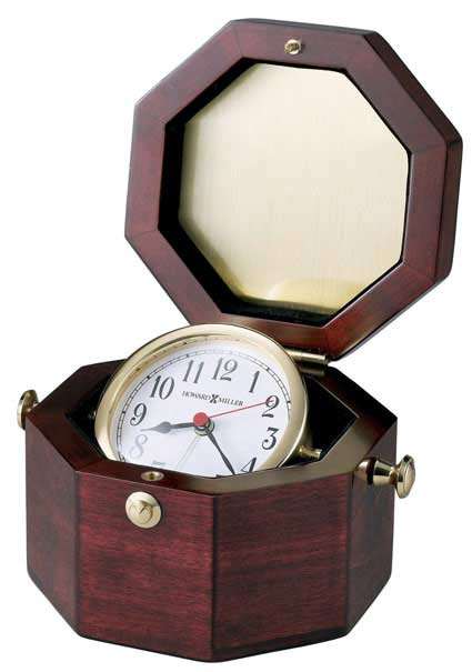 Howard Miller Chronometer 645-187 Captains Clock