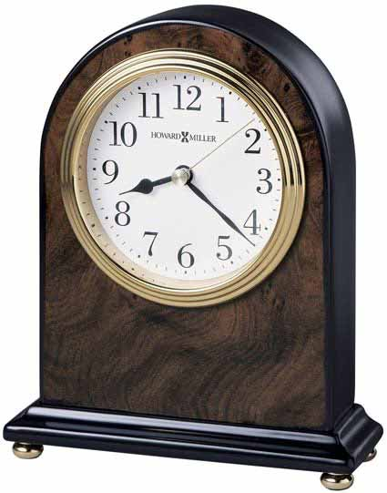 Howard Miller Bedford 645-576 Desk Clock