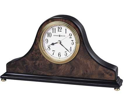 Howard Miller Baxter 645-578 Desk Clock