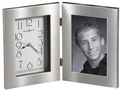Howard Miller Lewiston 645-677 Picture Frame Clock