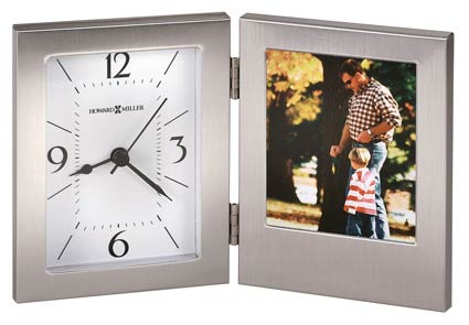 Howard Miller Envision 645-751 Photo Frame Clock