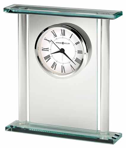 Howard Miller Julian 645-792 Alarm Clock - Table Clock