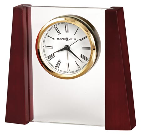 Howard Miller Keating 645-801 Desk and Table Clock