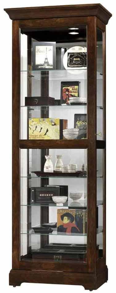 Howard Miller Martindale 680-469 Curio Cabinet