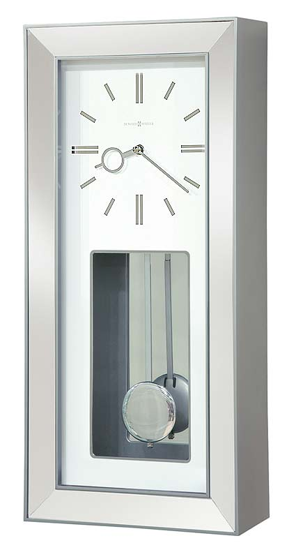 Howard Miller Chaz 625-614 Contemporary Wall Clock