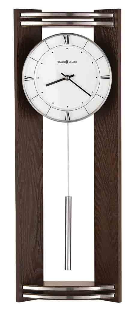 Howard Miller Deco 625-695 Wall Clock