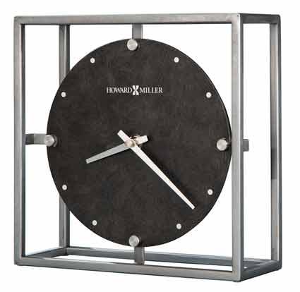 Howard Miller Finn 635-216 Non-Chiming Mantel Clock