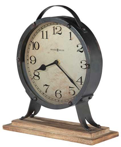 Howard Miller Gravelyn 635-197 Tabletop or Mantel Clock