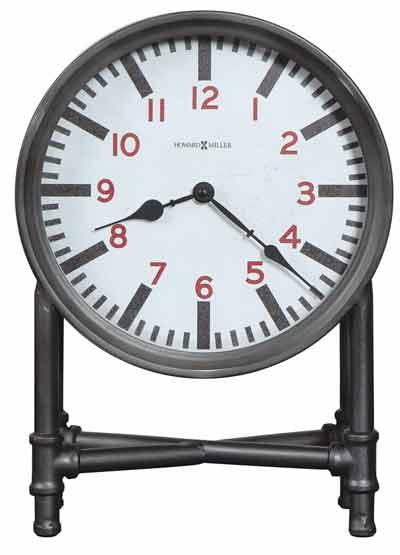 Howard Miller Helman 635-224 Accent Clock
