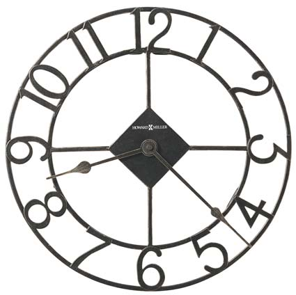 Howard Miller Lindsay 625-710 Wall Clock