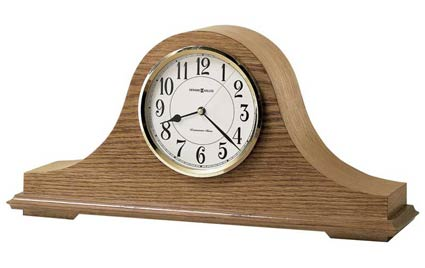 Howard Miller Nicholas 635-100 Mantel Clock