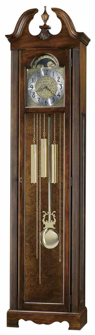 Howard Miller Princeton 611-138 Quartz Grandfather Clock