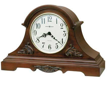 Howard Miller Sheldon 635-127 Mantel Clock