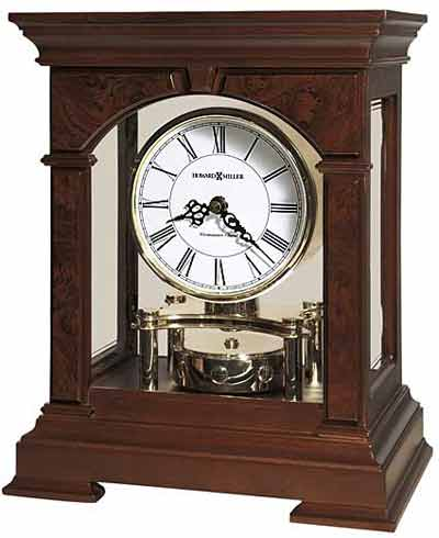 Howard Miller Statesboro 635-167 Chiming Mantel Clock