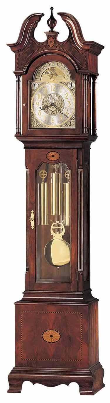 Howard Miller 610 648 Taylor Grandfather Clock The Clock