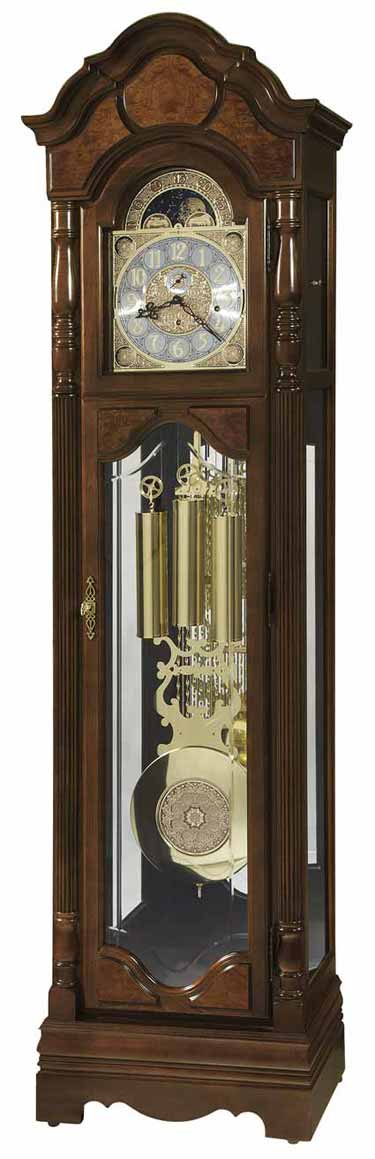 Howard Miller Wilford 611-226 Cherry Grandfather Clock