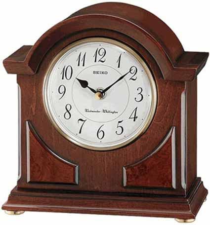 Seiko QXJ012BLH Chiming Mantel Clock