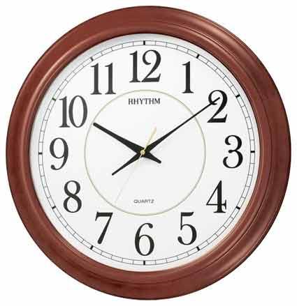 Rhythm CMG982NR06 Admiral 22 Inch Large Wall Clock