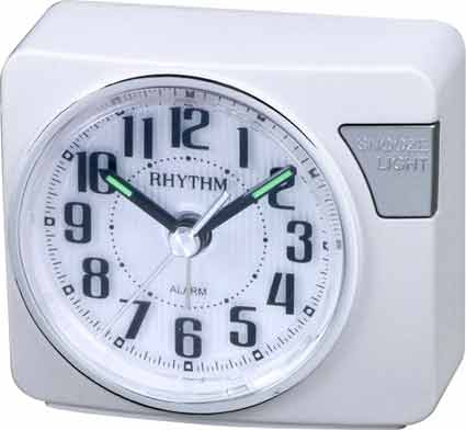 Rhythm CRE861UR03 Nightbright 861 Illuminated Alarm Clock