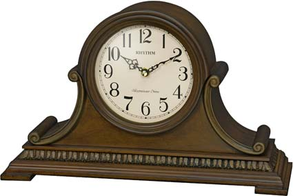 Rhythm CRH265UR06 Chiming - Musical Mantel Clock