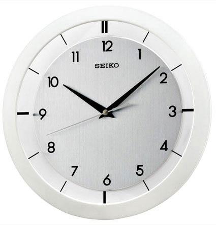 Seiko QXA520WLH Modern Wall Clock
