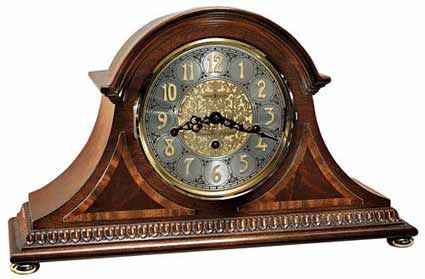 Howard Miller Webster 613-559 Keywound Mantel Clock