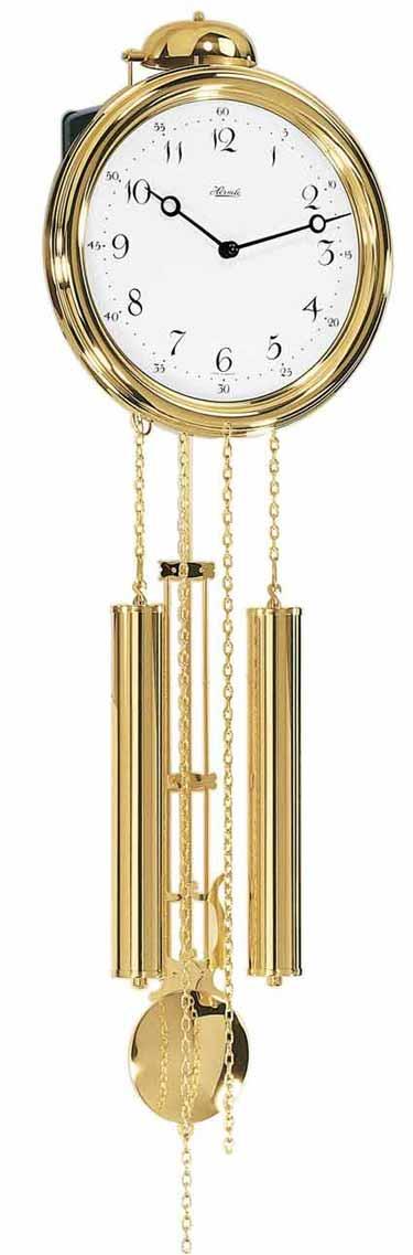 Hermle Neasden 60991-000261 Bell Strike Wall Clock