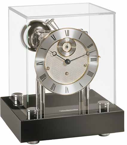 Hermle 22801-740352 Chigwell Keywound Mantel Clock
