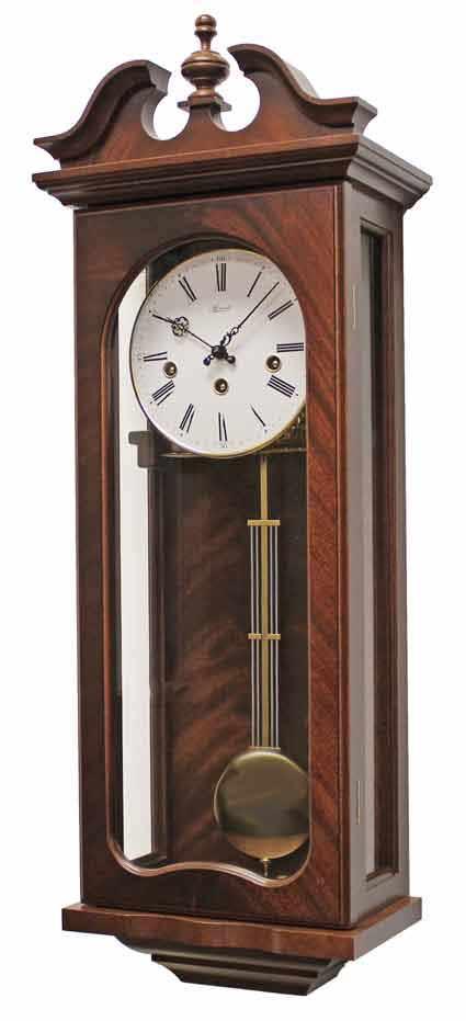 Hermle 70742-070341 Waterloo Keywound Wall Clock