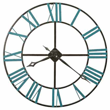 howard miller st clair large wall clock