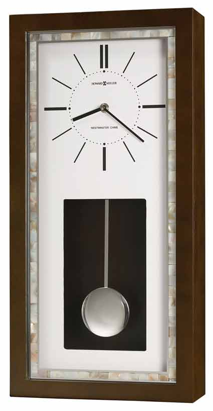 Howard Miller Holden 625-594 Chiming Wall Clock