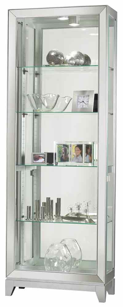 Howard Miller Shayne 680-590 Curio Cabinet