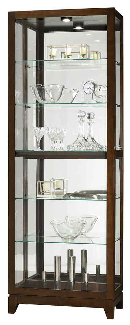 Howard Miller Luke 680-588 Curio Cabinet