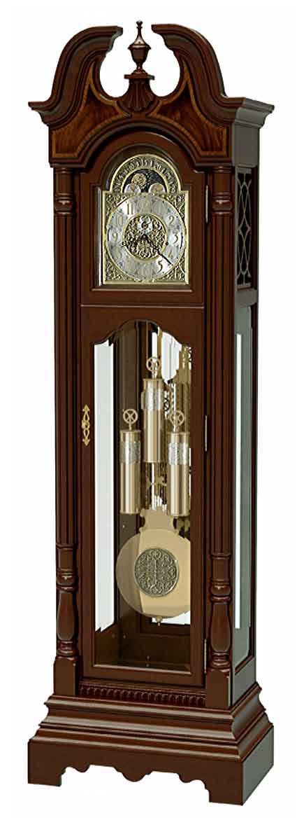 Howard Miller Brethren 611-260 Grandfather Clock