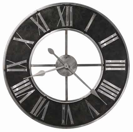 Howard Miller Dearborn 625-573 Large Wall Clock