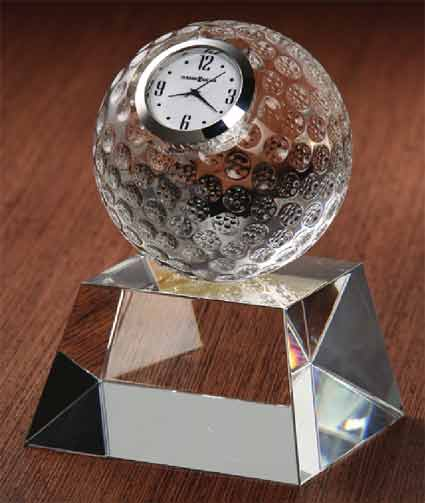 Howard Miller Fairway 645-764 Golf Clock